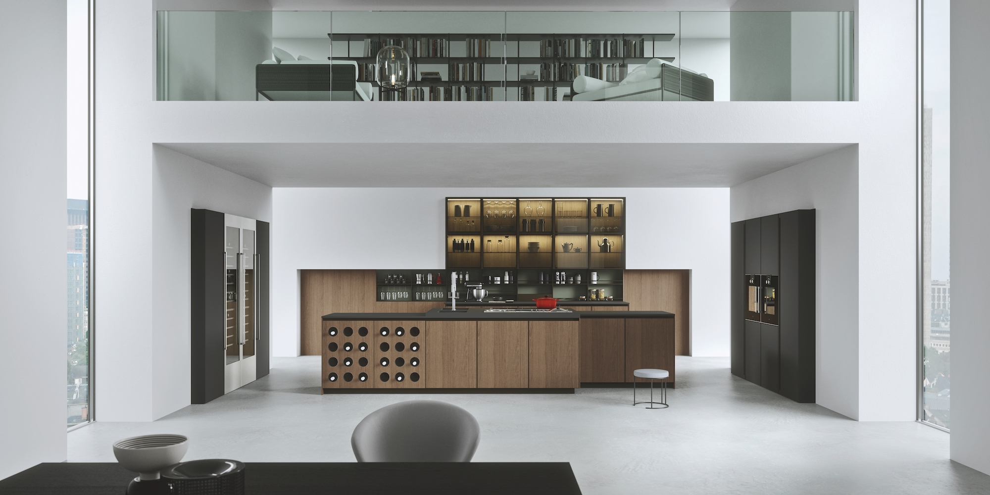 Modern Kitchens – AMODO EUROPEAN COLLECTION